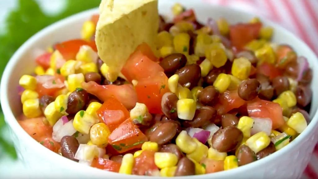 Thrive dehydrated foods corn salsa recipe