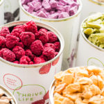 fruits and veggies best thrive freeze dried food